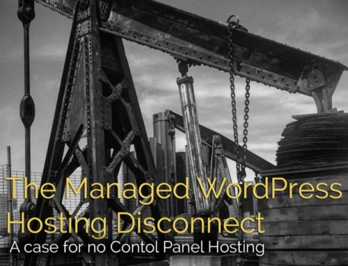 The Managed WordPress Hosting Disconnect