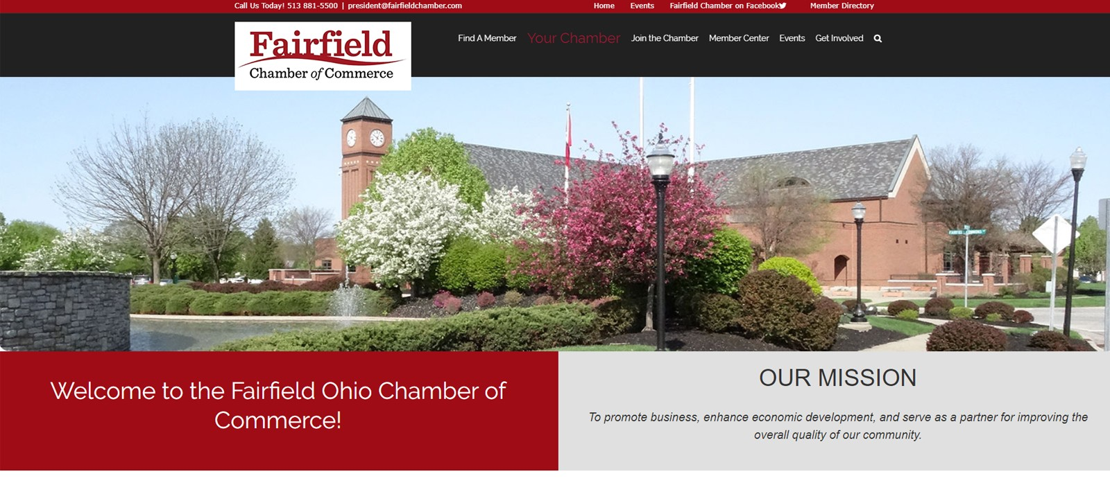 Fairfield Ohio – Chamber of Commerce